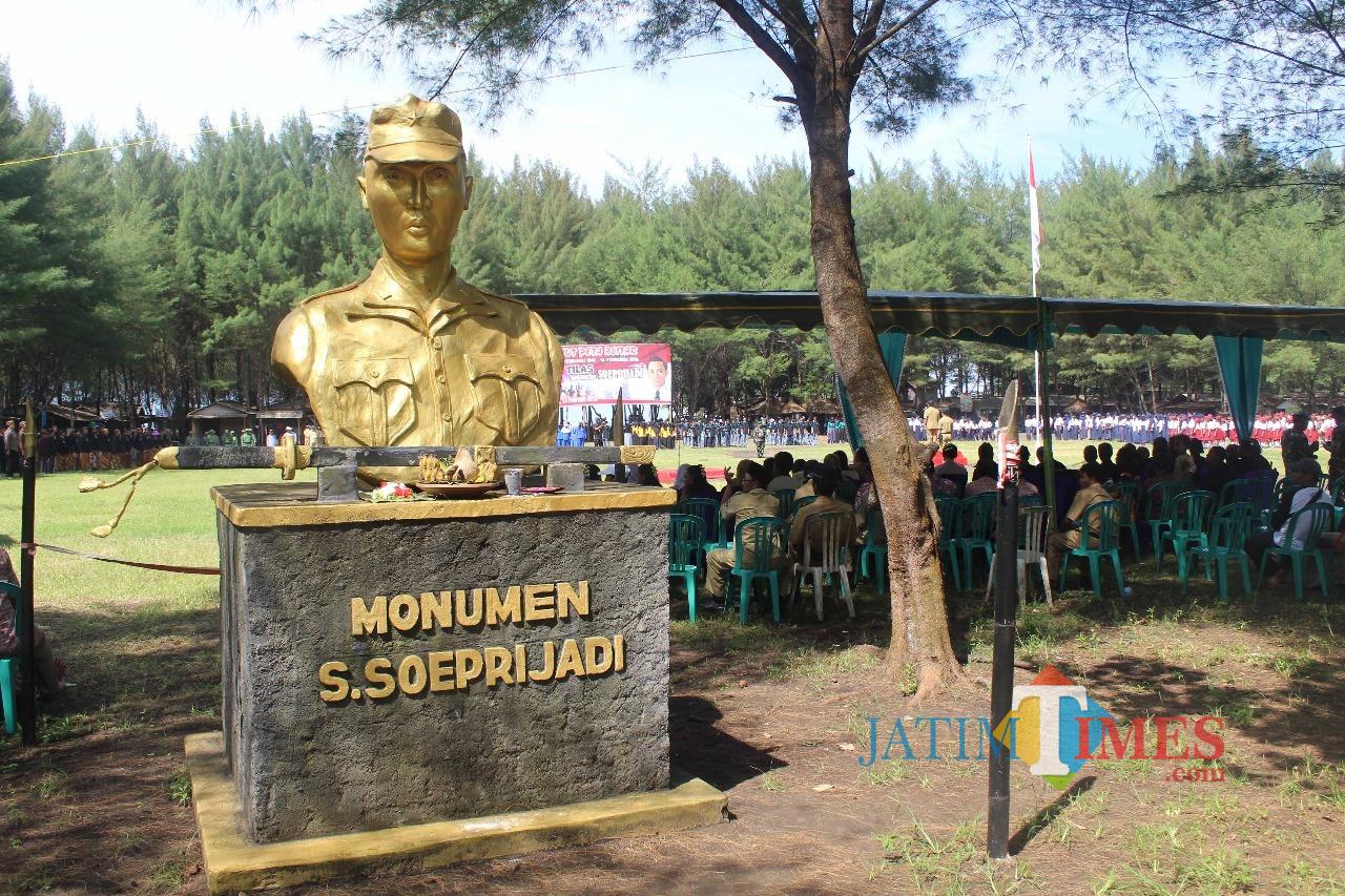 Pimpin Upacara Hut Pemberontakan Peta Blitar Pesan Bupati Turut Dibacakan