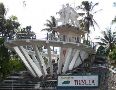 Sabanaku Dua Monumen Bersejarah Blitar Peta Tepatnya Wilayah Kab Terdapat