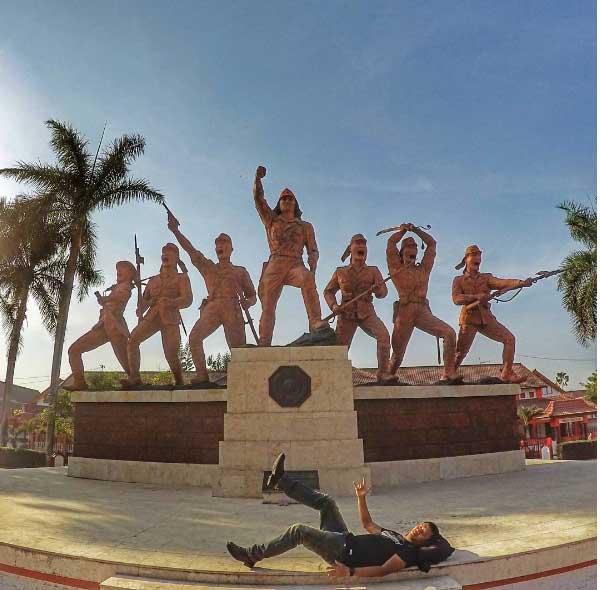 Tempat Wisata Blitar Terbaru 2018 Indah Menarik Monumen Peta Bersejarah
