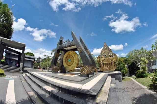 Tempat Wisata Blitar Terbaru 2018 Indah Menarik Monumen Peta Kab