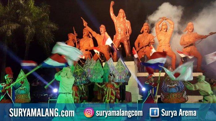 Topik Blitar Drama Kolosal Pemberontakan Peta Berlangsung Meriah Monumen Kab
