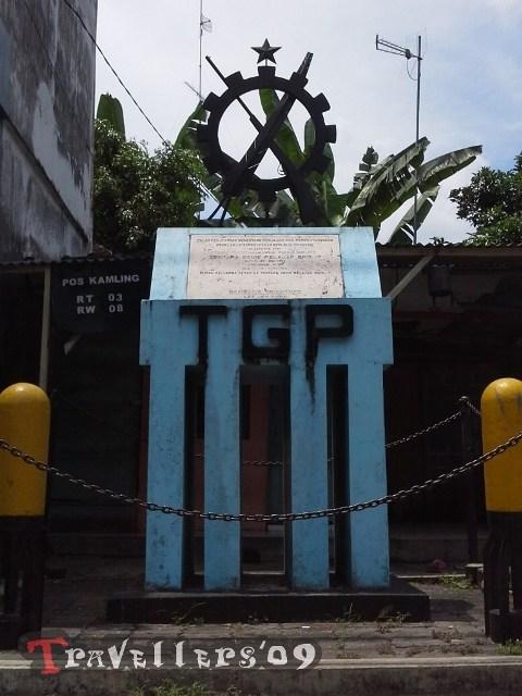 Wisata Kota Blitar Travellers Monumen Tgp Peta Kab