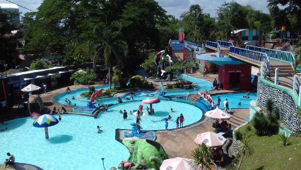 41 Aneka Tempat Wisata Blitar Alamatnya Hits Wahana Water Park