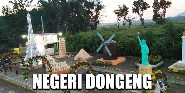 Darcpoetry Tempat Wisata0negeri Dongeng Blitar Darc Poetry Negeri Kab