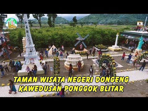 Taman Wisata Negeri Dongeng Kawedusan Ponggok Blitar Travelerbase Traveling Tips