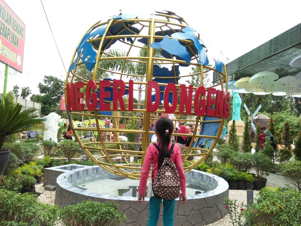 Uniknya Negeri Dongeng Wisata Hits Kota Blitar Blog Tri Wahyuni
