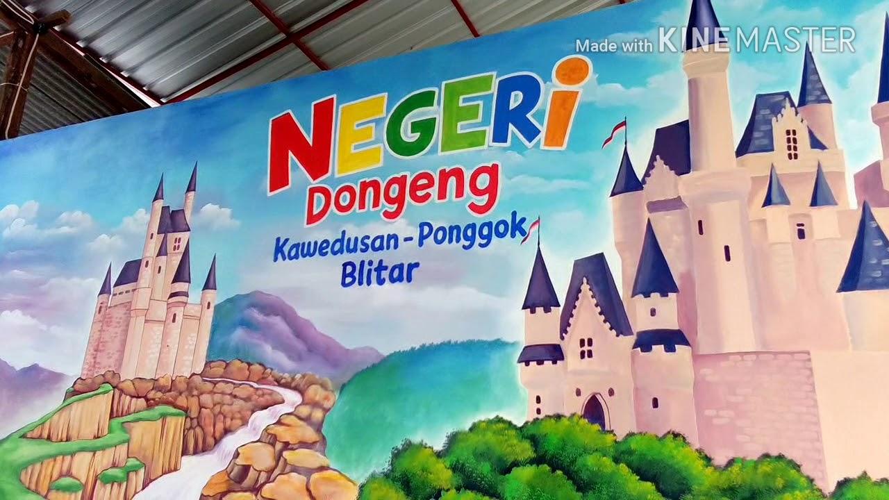 Wisata Negeri Dongeng Blitar Youtube Kab