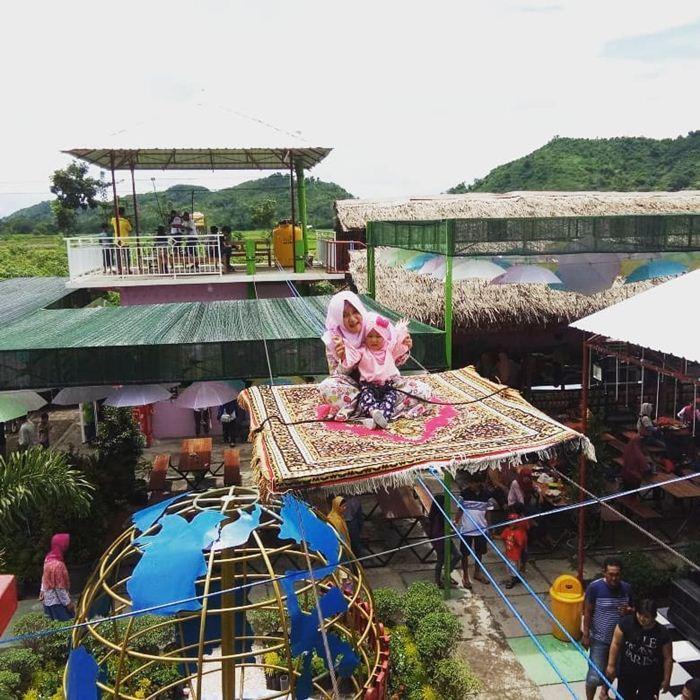 Wisata Unik Negeri Dongeng Blitar Spot Alam Mini Info Jogja
