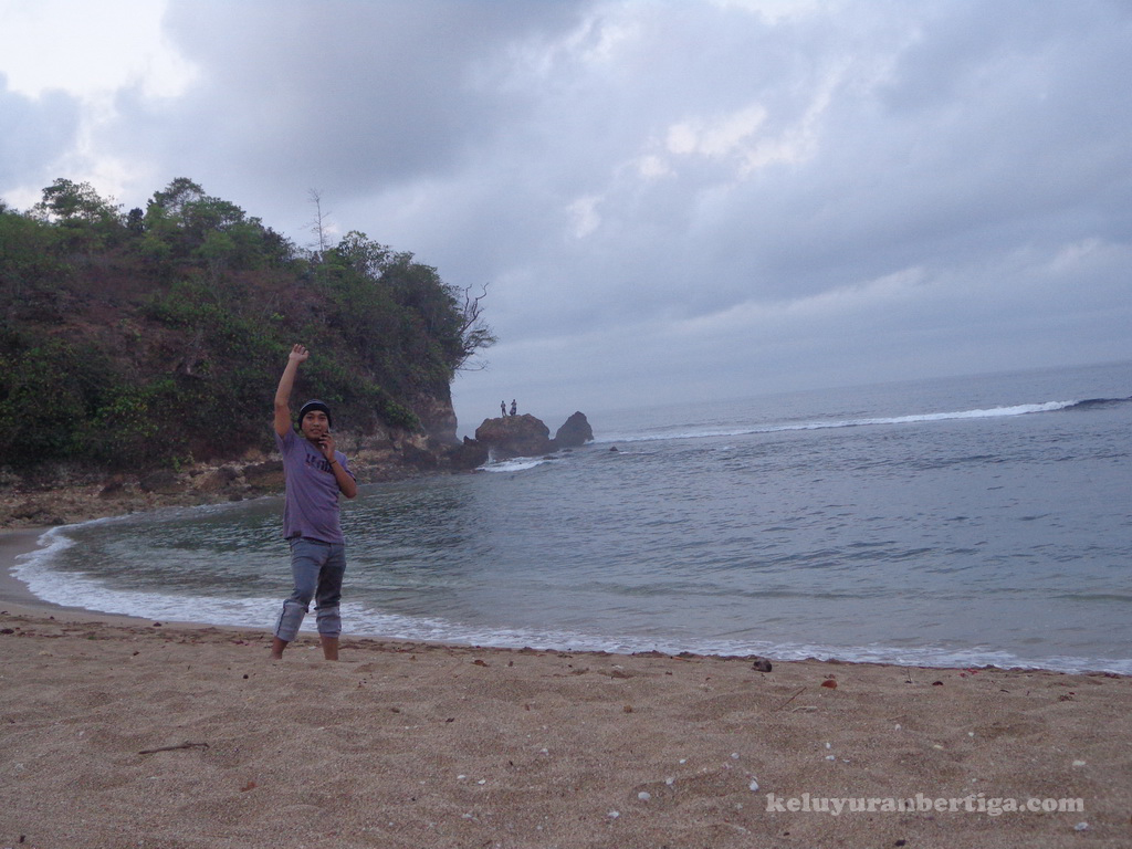 Exploring Beauty Nusantara Journey Pangi Beach Bro Darto Pantai Kab