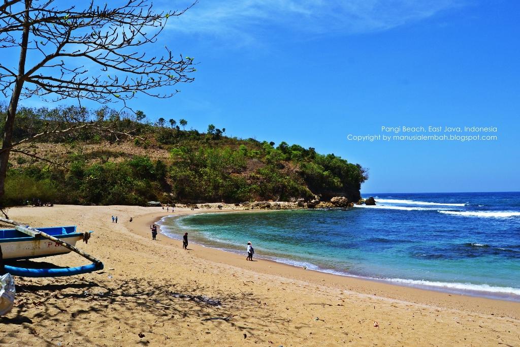 11 Pantai Eksotis Blitar Tersembunyi Zona Wisata Panorama Pangi Manusialembah
