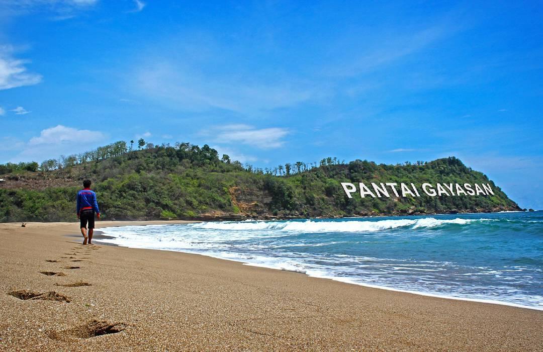 20 Pantai Blitar Hits Bagus Pemandanganya Gayasan Pasur Kab