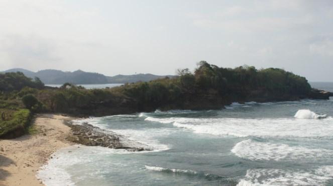 20 Pantai Blitar Hits Bagus Pemandanganya Terletak Desa Ngadipuro Kecamatan