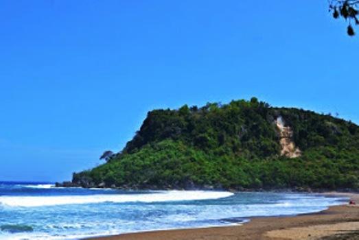 Memecah Kesunyian Pantai Pasur Blitar Petatempatwisata Kab