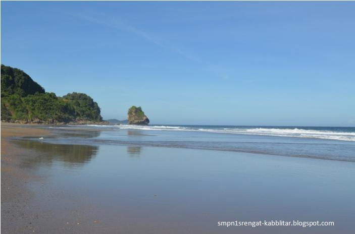 Menelusuri Indahnya Pantai Pasur Eksotika Blitar Kab
