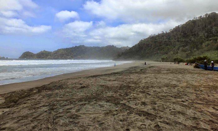 Pantai Jolosutro Kabupaten Blitar Daftar Indonesia Pasur Kab