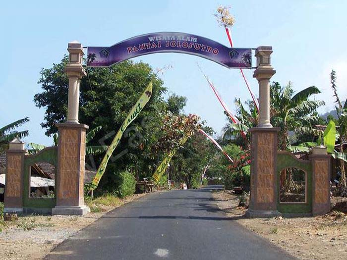 Pantai Jolosutro Kabupaten Blitar Wisata Jawatimuran Copy Pasur Kab