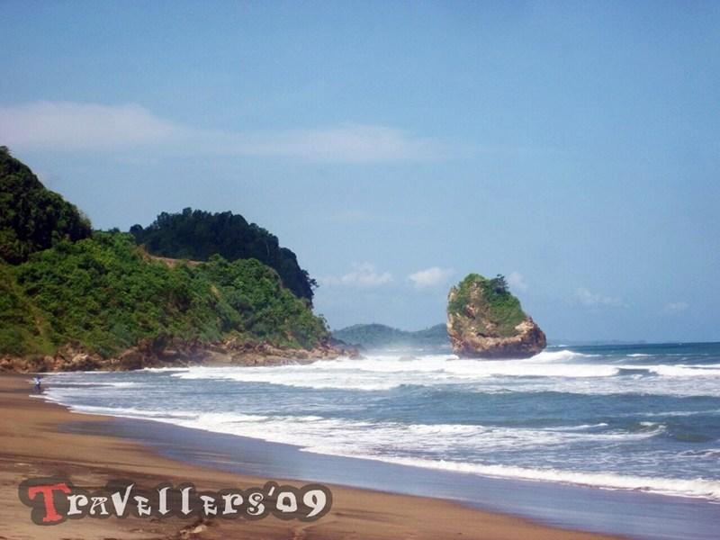 Pantai Pasur Mutiara Hitam Blitar Selatan Travellers Kab