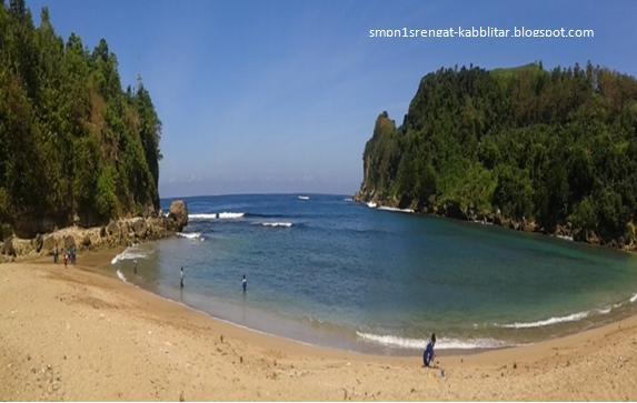 Pesona Wisata Pantai Pangi Eksotika Blitar Pasur Kab