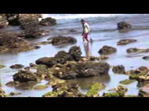 Serang Pantai Pasir Putih Blitar Jawa Timur Youtube Pasur Kab