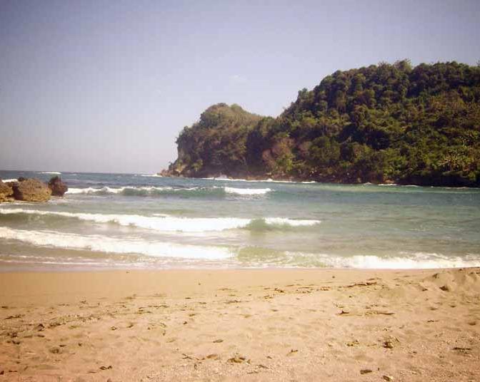 Wisata Pantai Pangi Blitar Jawa Timur Raja Pulsa Murah Pasur