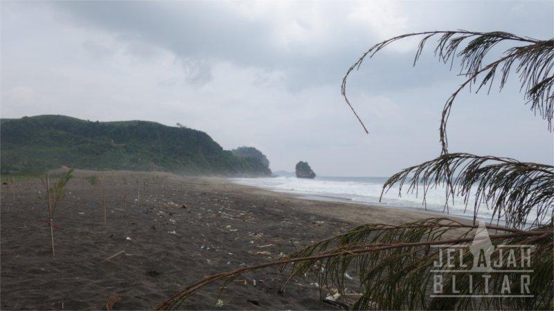 Wisata Pantai Pasur Bululawang Bakung Mblitar Net Kab Blitar