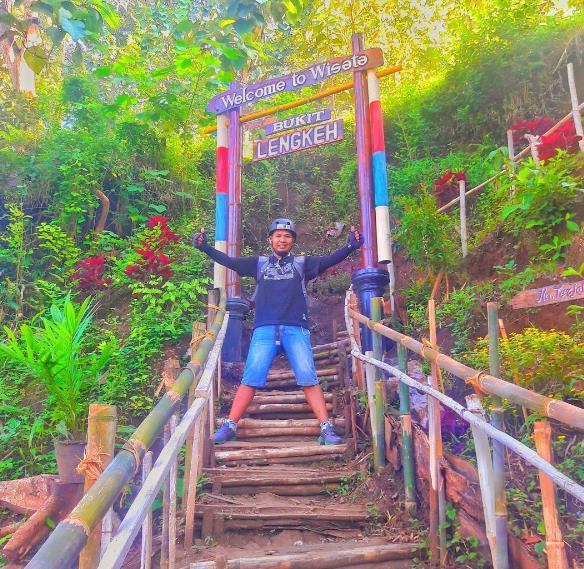 41 Aneka Tempat Wisata Blitar Alamatnya Hits Gunung Pegat Ponggok