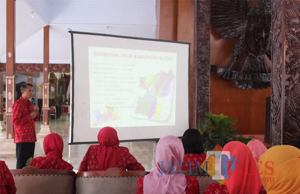 Kabupaten Blitar Optimistis Raih Swasti Saba Wiwerda Times Ketua Forum