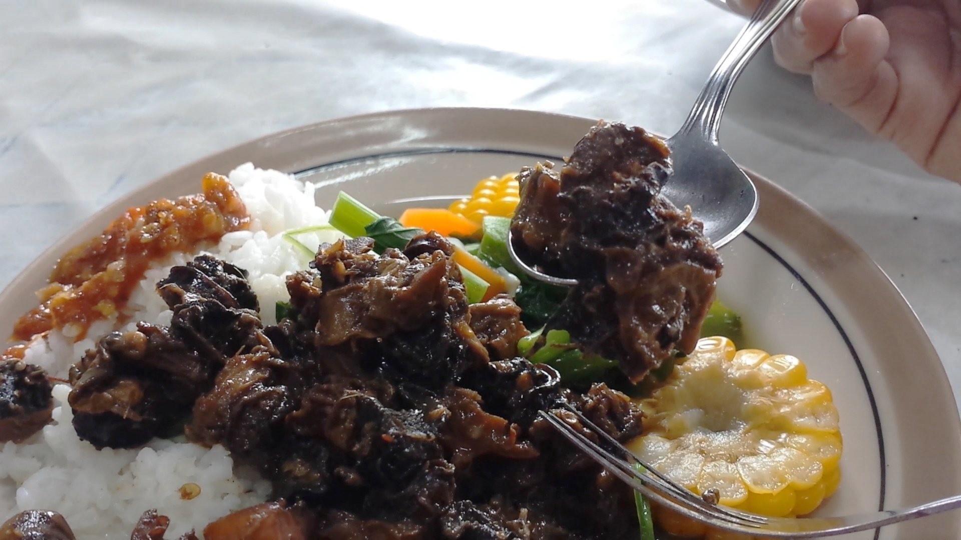 Kuliner Blitar Depot Sari Boga Masakan Rumahan Tugurante Bendo Kabupaten
