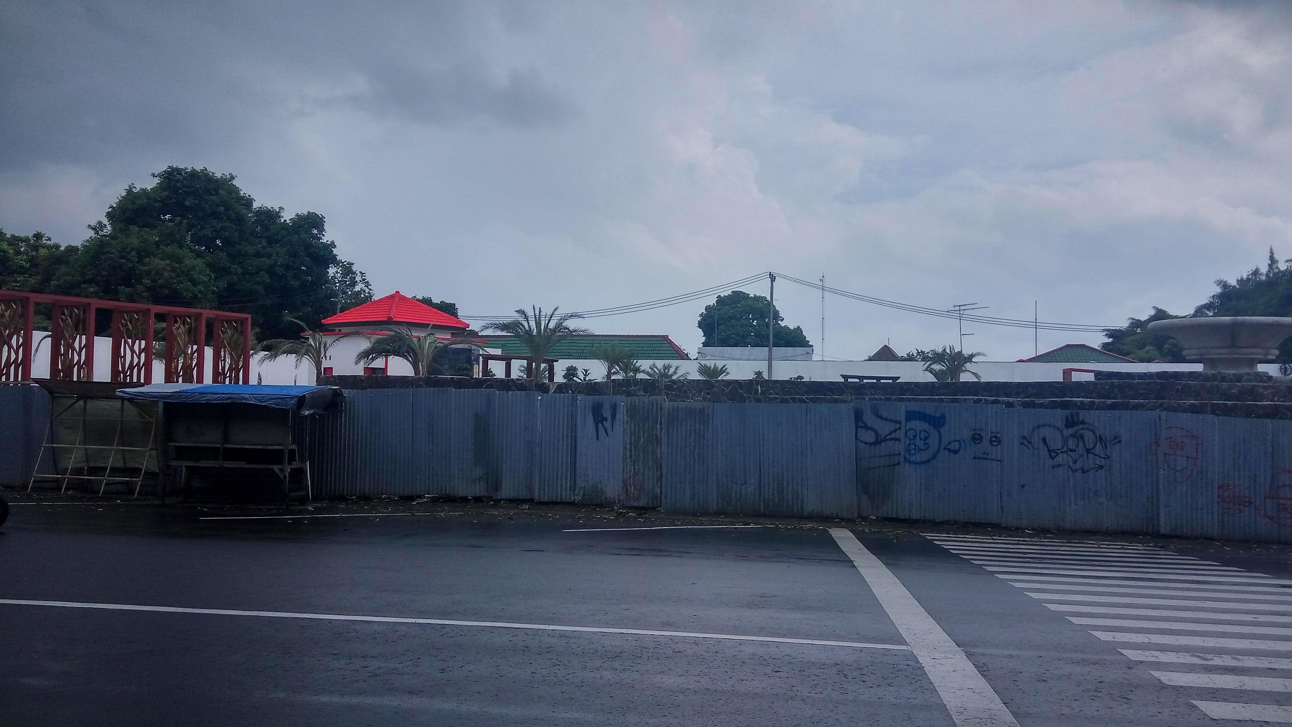 Pembangunan Taman Pecut Capai 75 Persen Adakitanews Hijau Blitar Kab