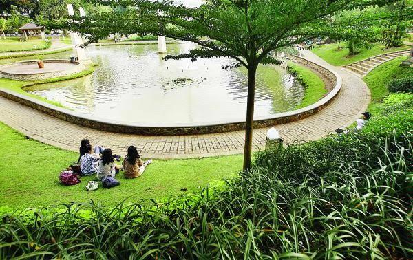 Pemkab Blitar Belanjakan Rp10 Miliar Taman Okezone News Https Img