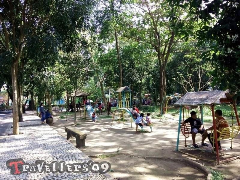 Taman Idaman Hati Rth Wlingi Blitar Travellers Hijau Kab