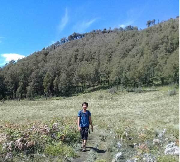 Tempat Wisata Blitar Terabru Menarik Dikunjungi Gunung Butak Taman Hijau