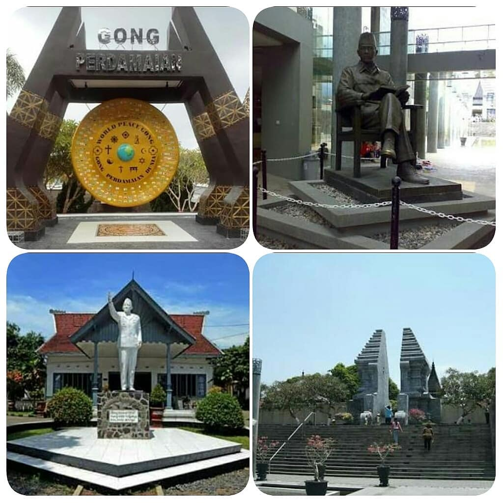 Blitartourism Hash Tags Deskgram Explore Blitar Wisata Makam Bung Karno