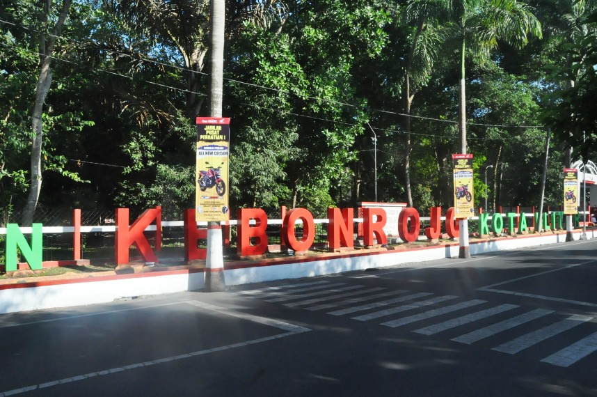 Gallery Taman Kota Panorama Kebon Rojo Kab Blitar