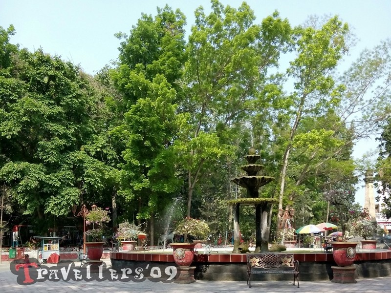 Kebon Rojo Archives Travellers Kota Blitar Taman Kab