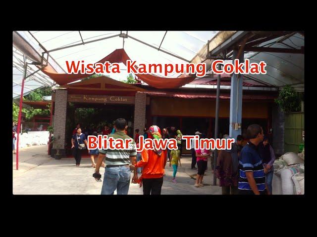 Kebon Rojo Tourism Blitar Travelerbase Traveling Tips Kampung Coklat Jawa
