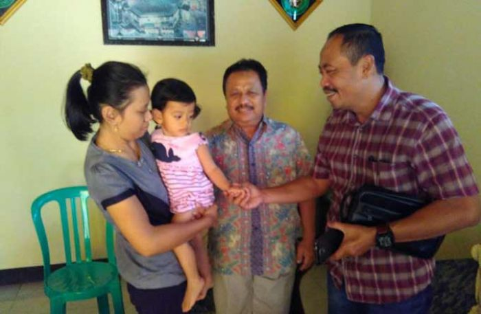 Polres Blitar Kota Akhirnya Hentikan Penyelidikan Kasus Balita Diserang Kera