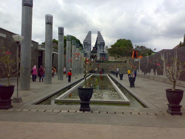 Potensi Wisata Kota Blitar Indonesian Heritage Taman Kebon Rojo Kab