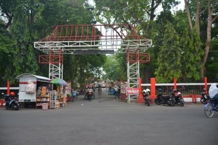 Sejarah Taman Kebon Rojo Blitar Balai Pelestarian Cagar Budaya Salah