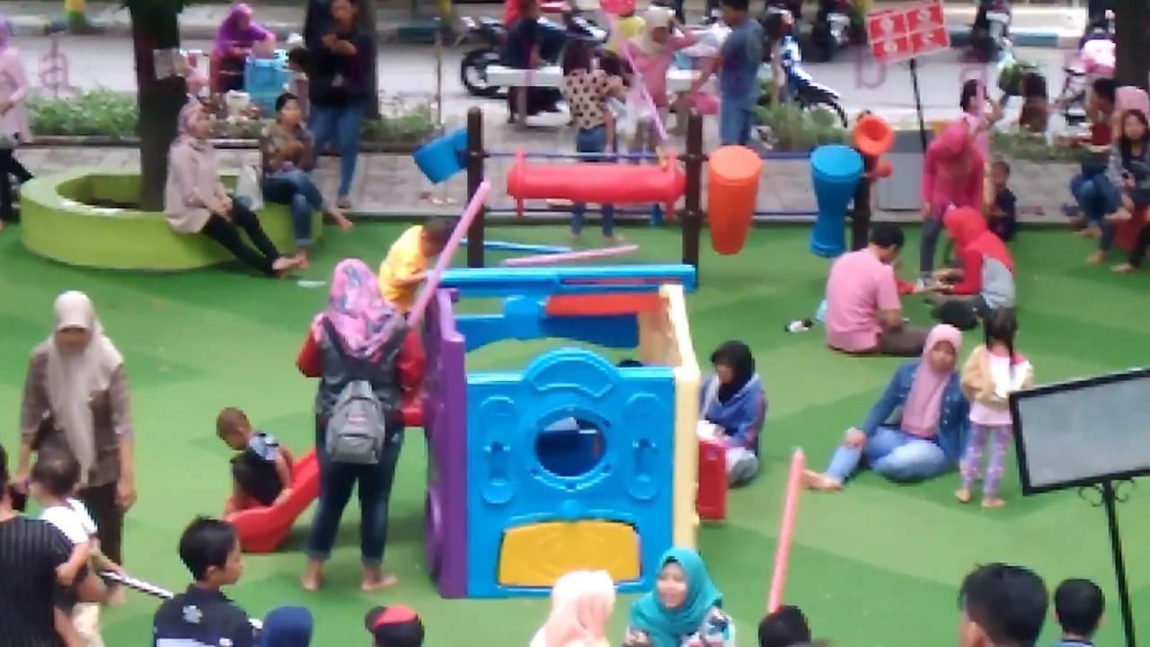 Wisata Anak Kebon Rojo Jombang 2018 Youtube Taman Kab Blitar