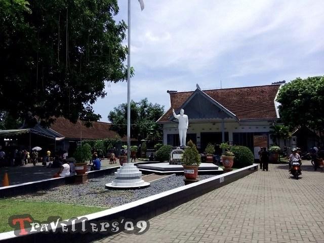 Wisata Kota Blitar Travellers Istana Gebang Taman Kebon Rojo Kab