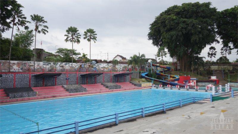 Informasi Wisata Blitar Waterpark Sumber Udel Kota Water Park Kab