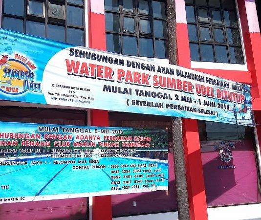 Kebijakan Archives Info Blitar Renovasi Water Park Sumber Udel Tutup