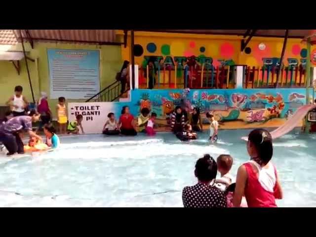 Netjatim Wahana Wisata Air Sumber Udel Blitar Travelerbase Waterpark 3g