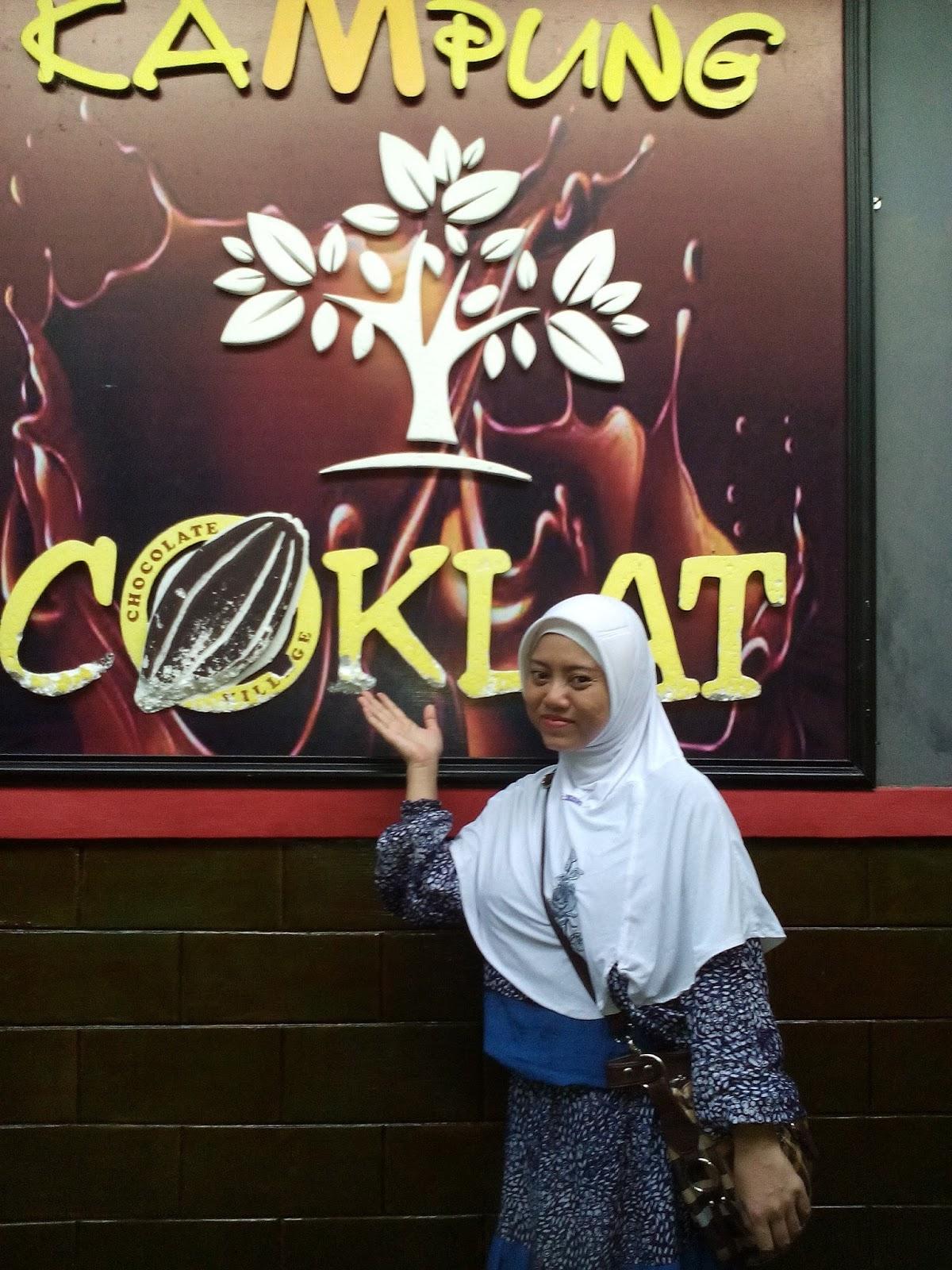 Nodiwa Wisata Edukasi Kampung Coklat Water Park Sumber Udel Hari