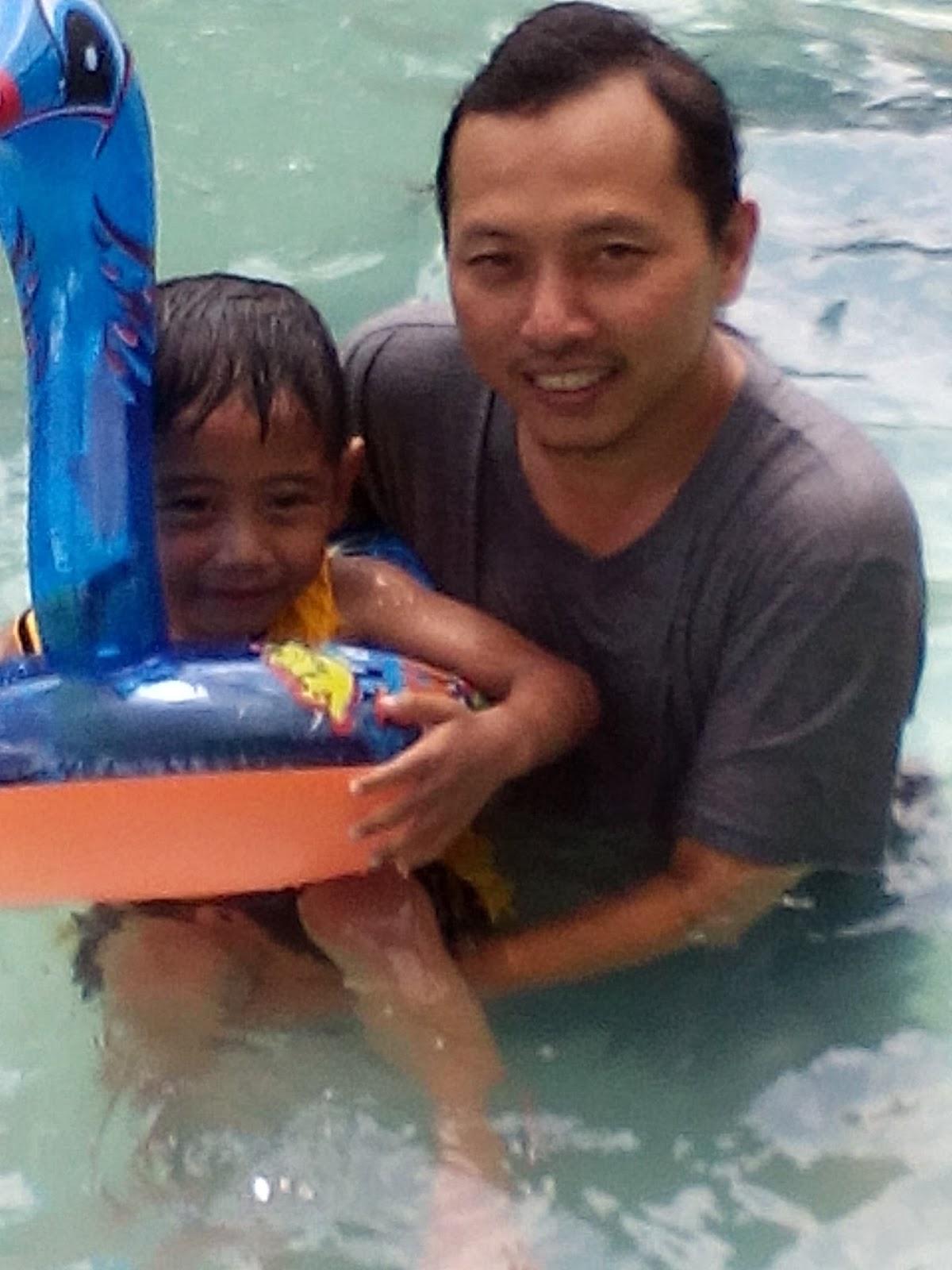 Nodiwa Wisata Edukasi Kampung Coklat Water Park Sumber Udel Umumnya