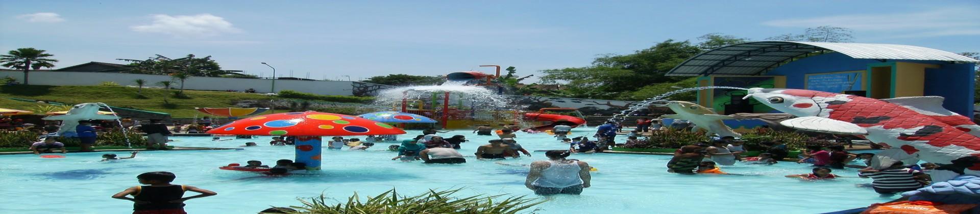 Pemandian Sumber Udel Blitar Pathravel Partner Water Park Kab