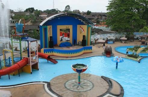 Pesona Keindahan Wisata Water Park Sumber Udel Blitar Daftar Sarankan