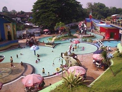 Sarana Informasi Wisata Blitar Water Park Sumber Udel Makam Pagi