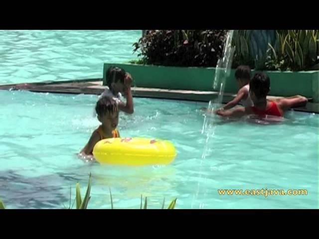 Sumber Udel Wisata Pemandian Blitar Indonesia Recreational Tourism Water Park